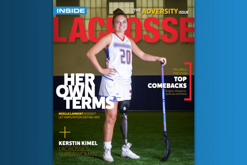 Her Own Terms: UMass Lowell's Noelle Lambert
