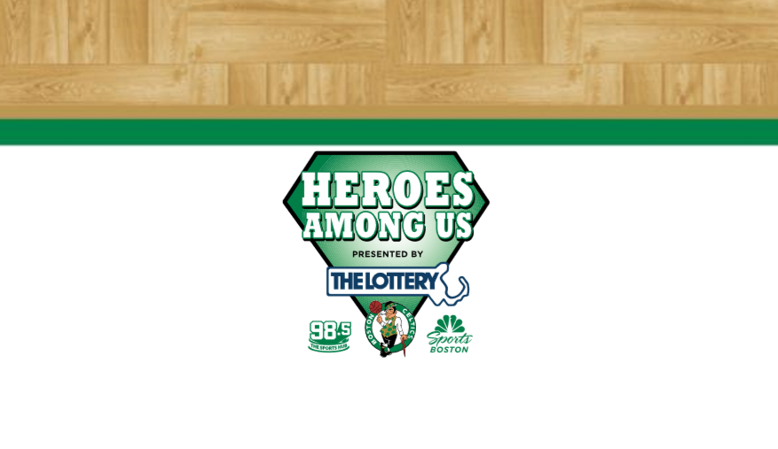 Heroes Among Us Award