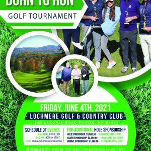 Born To Run Golf Tournament