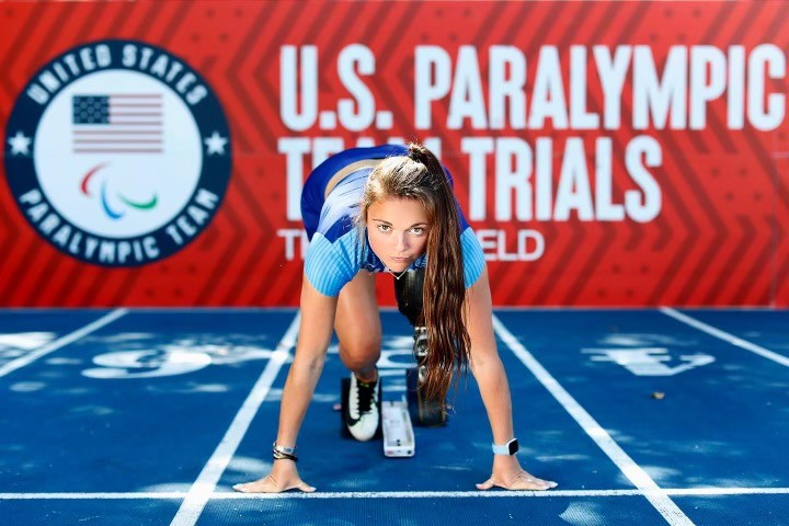 The Born to Run Foundation's Founder Noelle Lambert Will Represent the US at the Paralympic Games in Tokyo